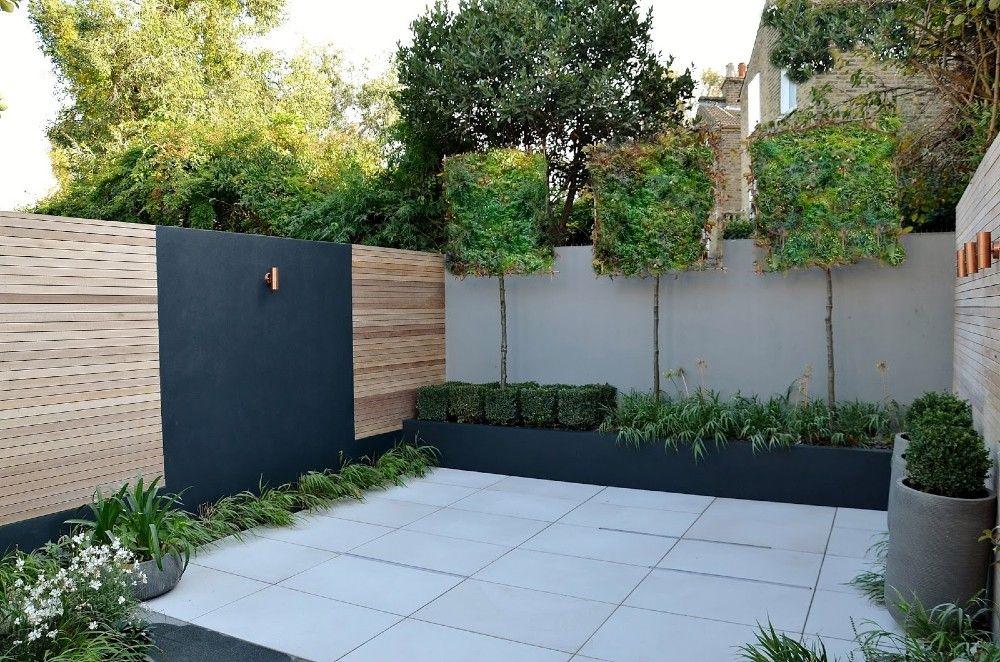 10 Desain Pagar Tembok Rumah Minimalis Mewah Dan Modern