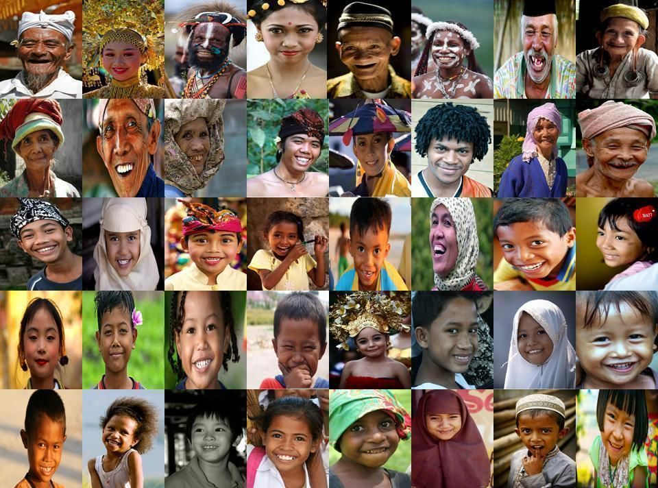Ini Lho Pribumi Asli Indonesia Berdasarkan Sejarah, Sudah Tahu?