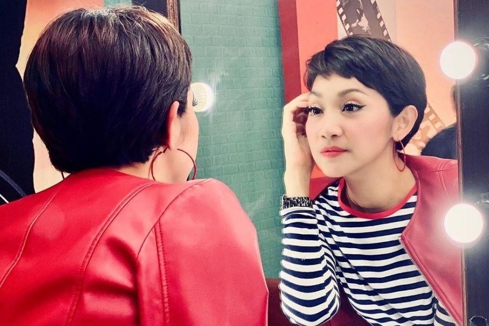 Intip Pesona Windy Wulandari, Mama Hits di Sinetron Dari Jendela SMP