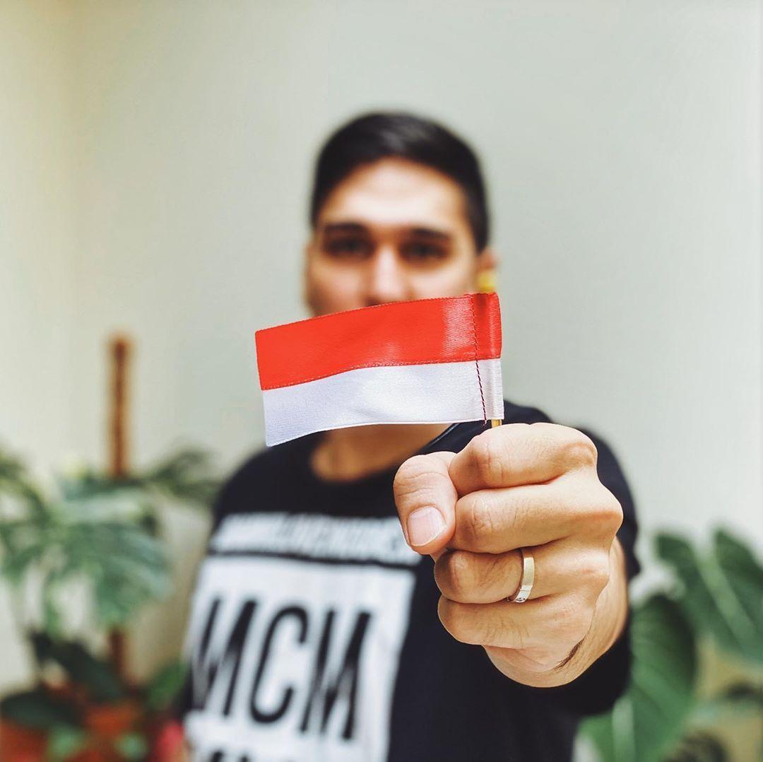 Rayakan Kemerdekaan RI, Instagram Rilis Sticker#MerahPutihChallenge