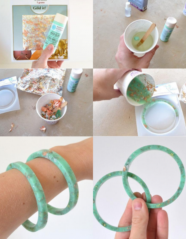 Dari Perhiasan Hingga Casing Ponsel, 9 Resin DIY yang Mudah Dibuat