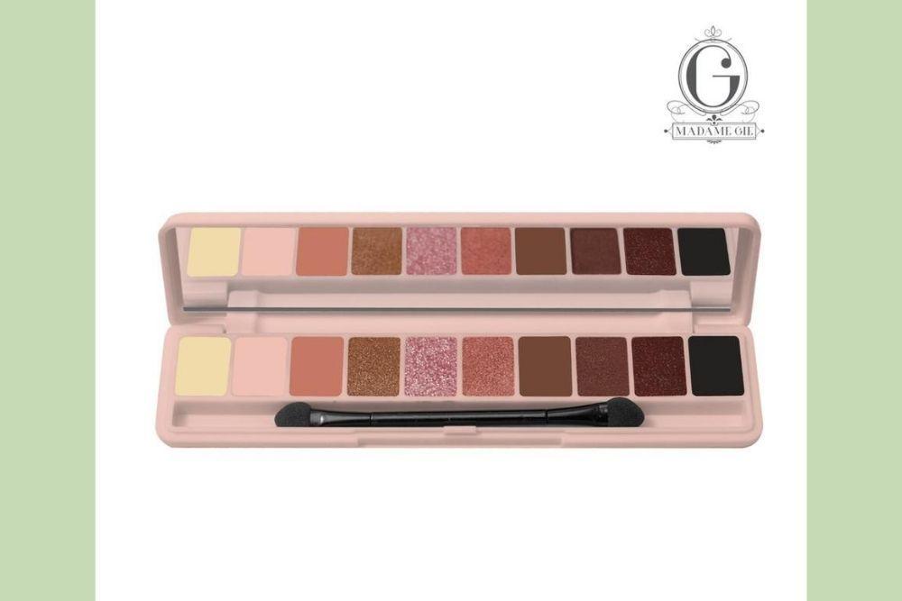 Rekomendasi 6 Eyeshadow Palette Lokal di Bawah 30 ribu, Murah Banget!