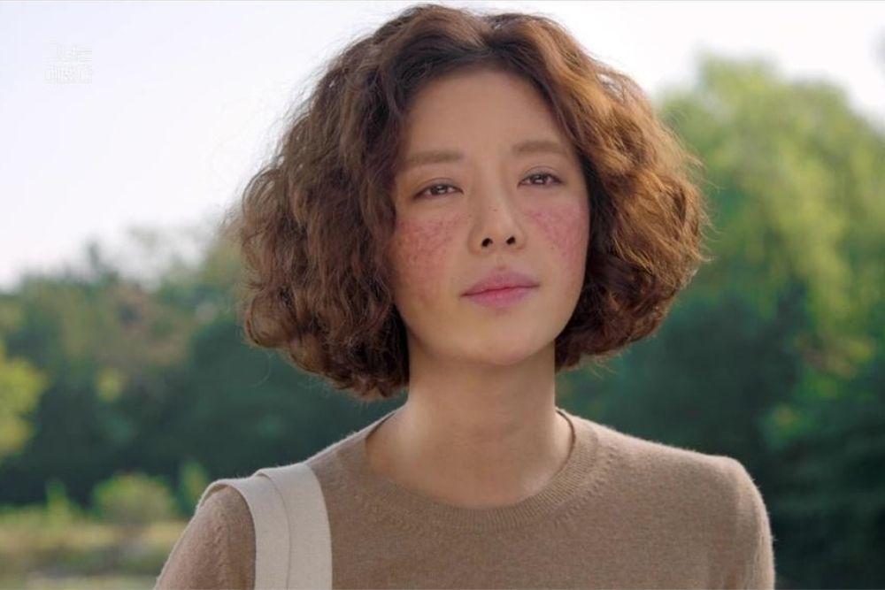 Totalitas 9 Aktris Ini Tampil Dengan Rambut Keriting Di Kdrama