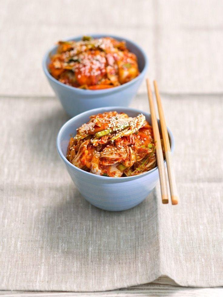Bisa Turunkan Berat Badan, Ini Resep Kimchi Super Lezat