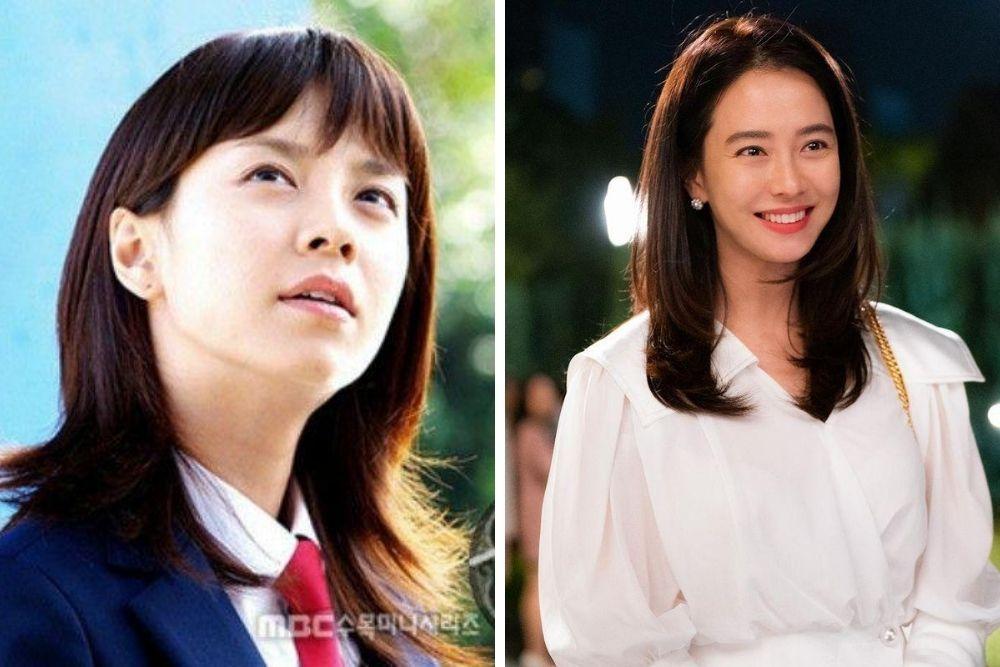Intip 7 Transformasi Aktris Korea Ketika Awal Debut vs Drama Terbaru