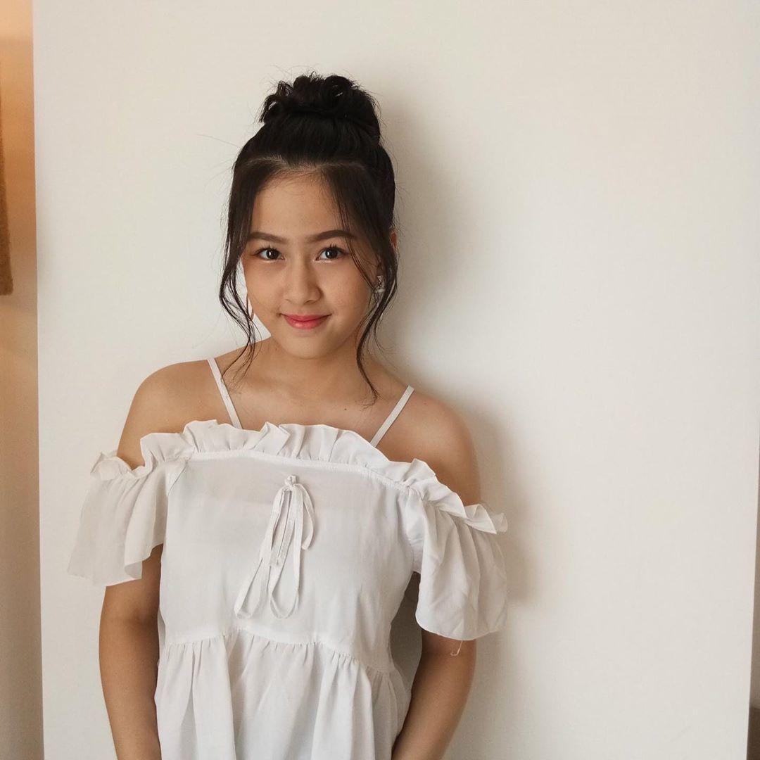 Intip Gaya Hasyakyla Utami, Kakak Adhisty Zara yang Nggak Kalah Manis