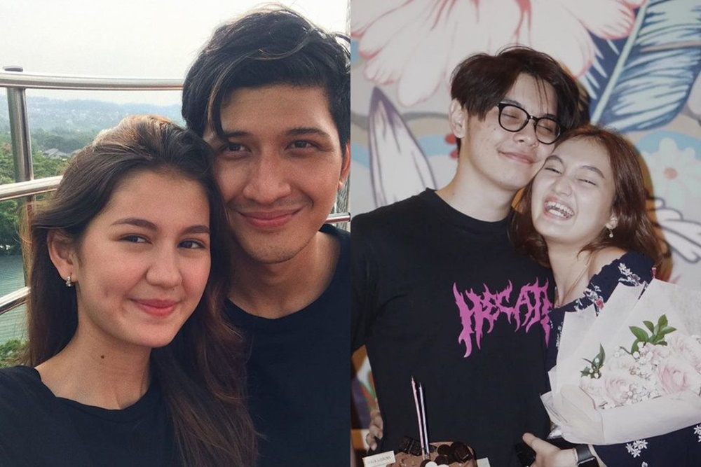 Romantis! 10 Adu Gaya Pacaran Zoe & Laura Abbas Jackson Bareng Kekasih