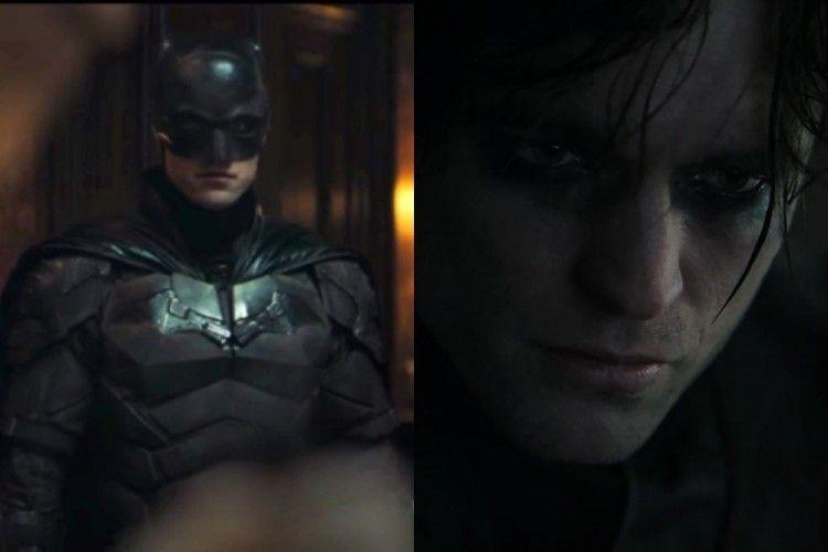 Emo Banget, Ini Tampilan Robert Pattinson di Teaser Film 'The Batman'