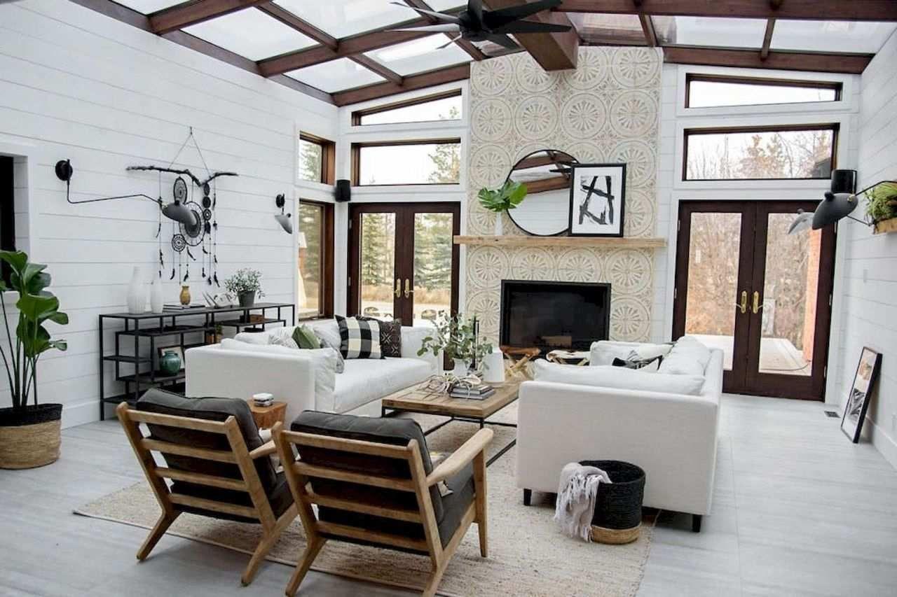 8 Inspirasi Hunian Nuansa Pedesaan dengan Desain Modern Farmhouse