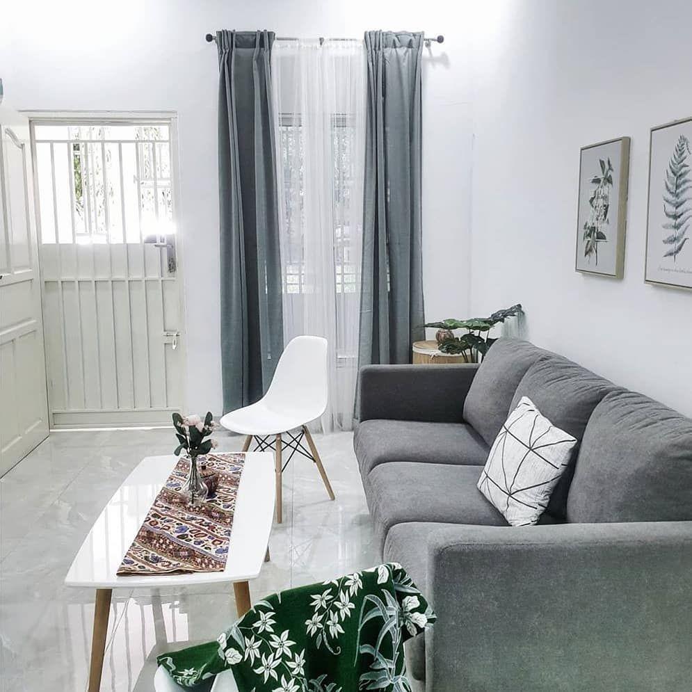 10 Inspirasi Desain Ruang Tamu Minimalis yang Bisa Kamu Coba di Rumah