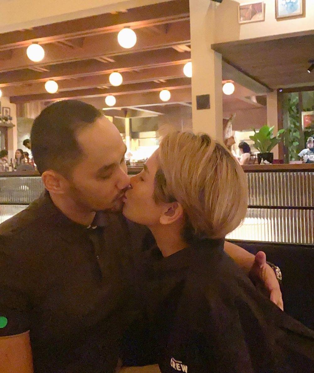 Ciuman Bibir dengan Nikita Mirzani, Ini 8 Fakta Adriansyah Martin