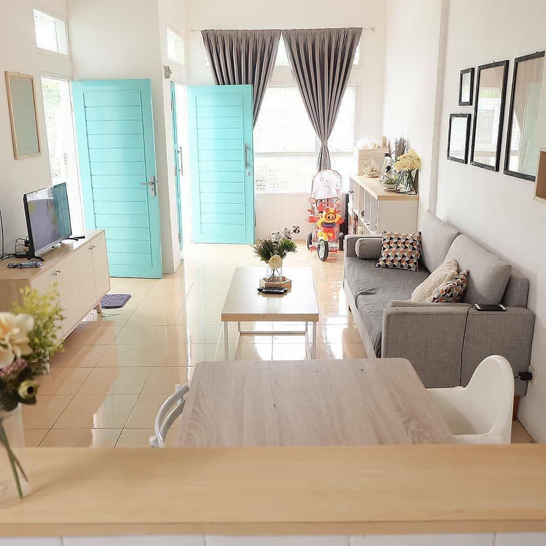 10 Desain Ruang Tamu Minimalis Cantik Dan Instagramable