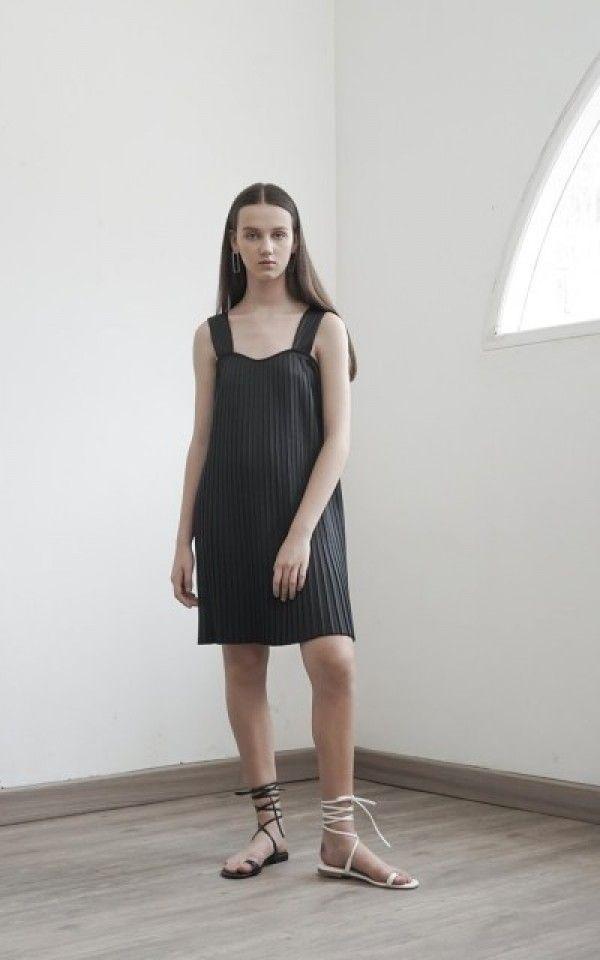 #PopbelaOOTD: Saatnya tampil imut dengan gaun berlipit!