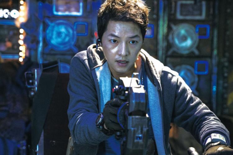 Disebut Tak Andal, Warganet Bandingkan Song Joong ki dan Song Hye Kyo