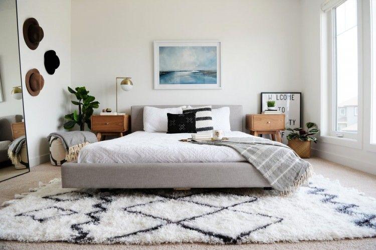 9 Desain Kamar Tidur Minimalis Yang Nyaman Seperti Hotel