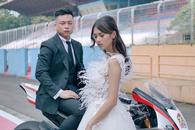 Tinggalkan Chef Juna Menikah, Intip 9 Foto Pre-Wedding Atries Angel