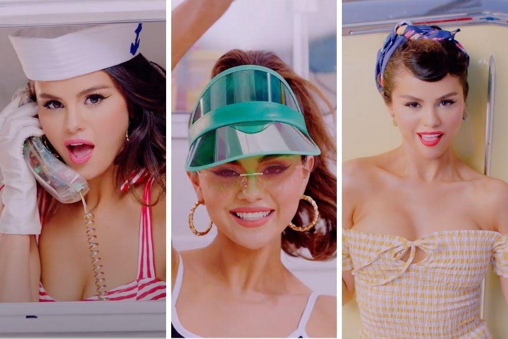 Riasan Memukau BLACKPINK x Selena Gomez di Video Klip 'Ice Cream'