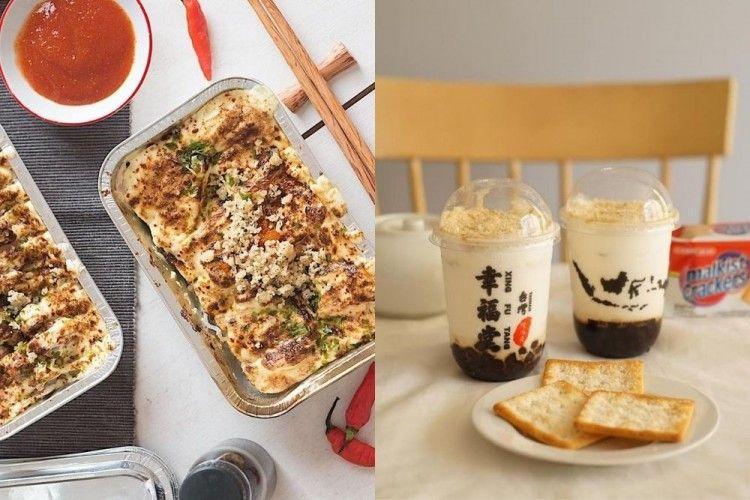 Popbela's Pick: Makanan Berat Hingga Camilan, Menu Jajan Minggu Ini