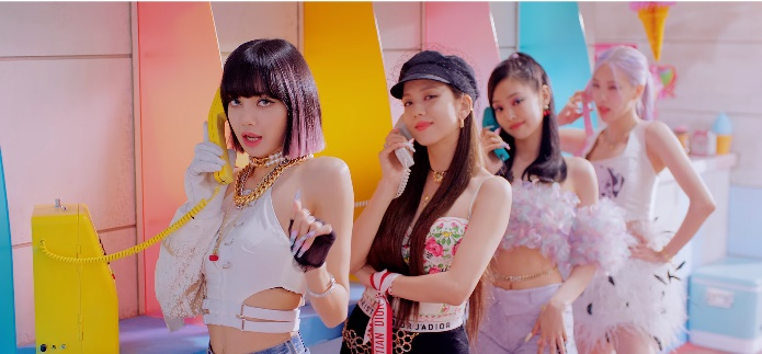 "Sudah Rilis, Video Klip & Lirik ""Ice Cream"" BLACKPINK - Selena Gomez"