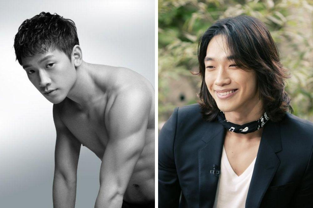 Gaya Aktor Korea dengan Rambut Pendek vs Gondrong, Bikin Susah Pilih!