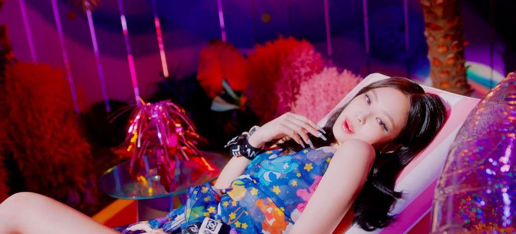 Gaya Gemas BLACKPINK & Selena Gomez di Video Klip 'Ice Cream'