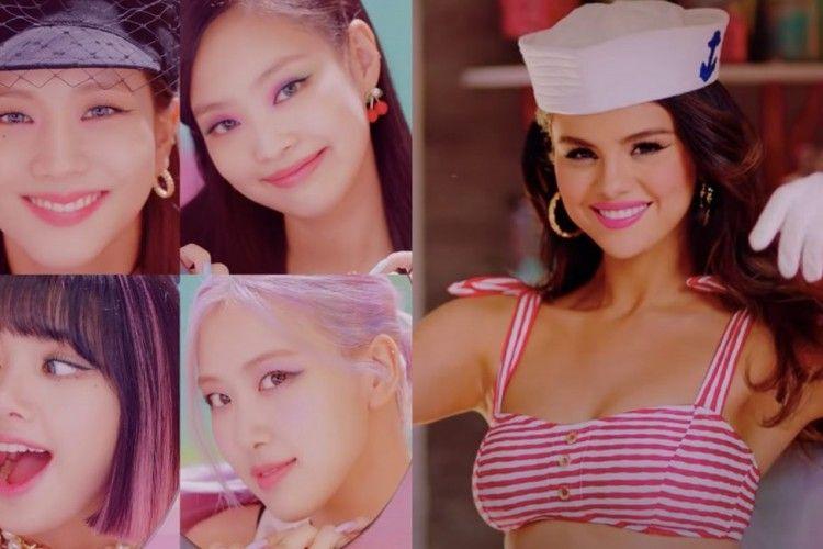Usai Selena Gomez, BLINK Temukan Kode Kolaborasi BLACKPINK yang Baru
