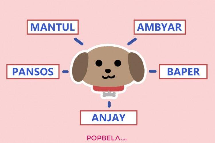 Heboh Kata Anjay, Ini Arti 13 Istilah Lainnya yang Wajib Kamu Ketahui