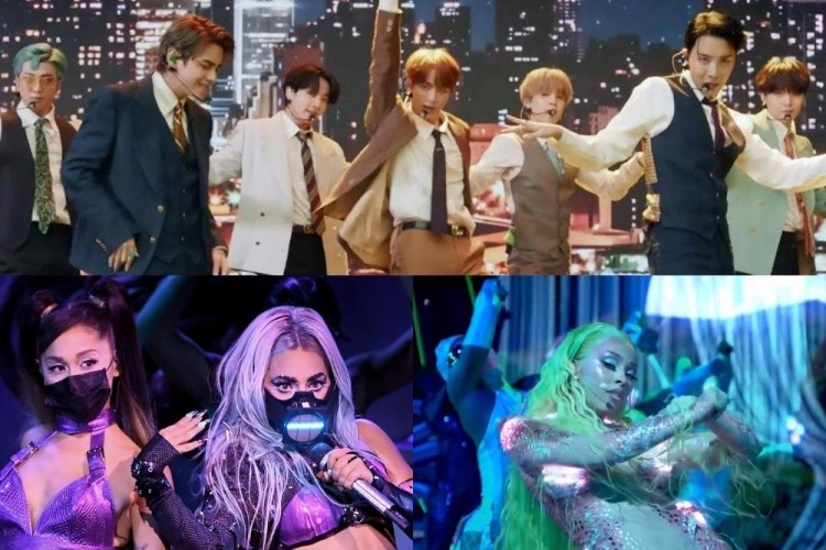 Ketinggalan MTV VMA 2020? Ini Link Live Streaming untuk Menontonnya