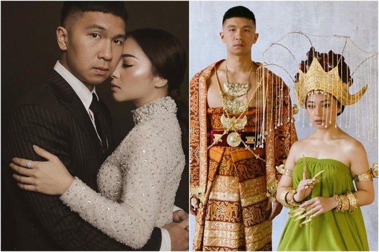 10 Foto Pre Wedding Nikita Willy Dari Konsep Modern Sampai Adat