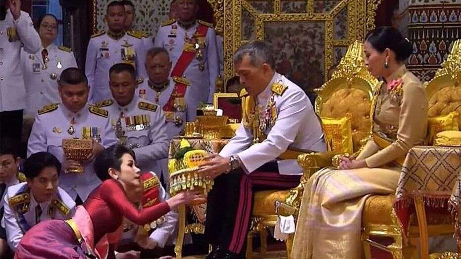 Foto Syurnya Tersebar, Ini 6 Kontroversi Sineenat Selir Raja Thailand