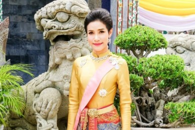Foto Syur Tersebar, Ini 6 Kontroversi Sineenat Selir Raja Thailand