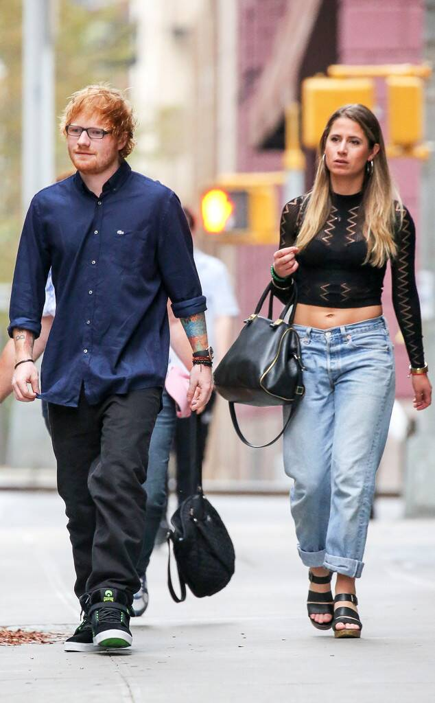 Jadi Ayah, Ini Kisah Cinta Ed Sheeran yang Sangat Tertutup