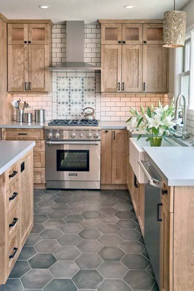 9 Desain Lantai Dapur Minimalis yang Bikin Betah