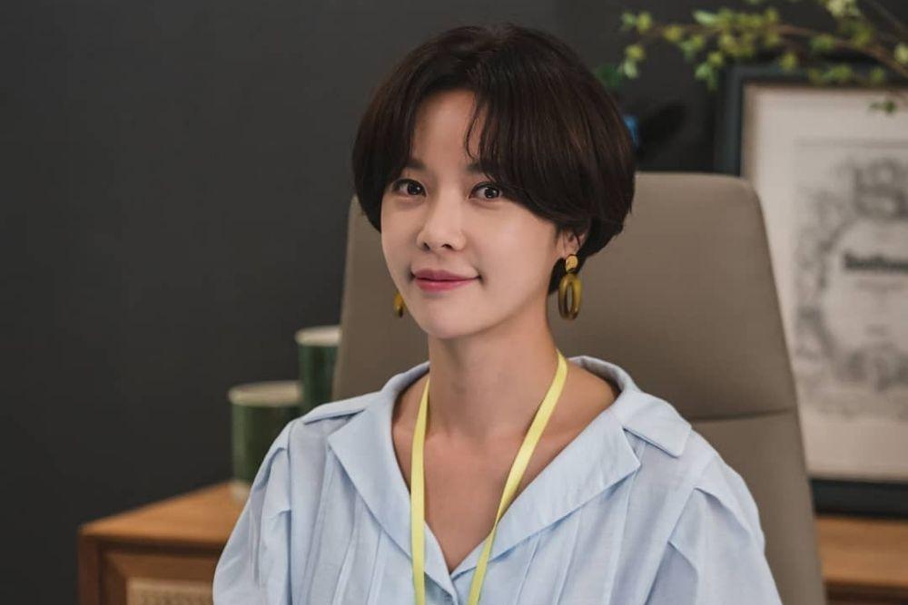 Pernah Jadi 'Kekasih' Park Seo Joon, Begini PesonaHwang Jung Eum