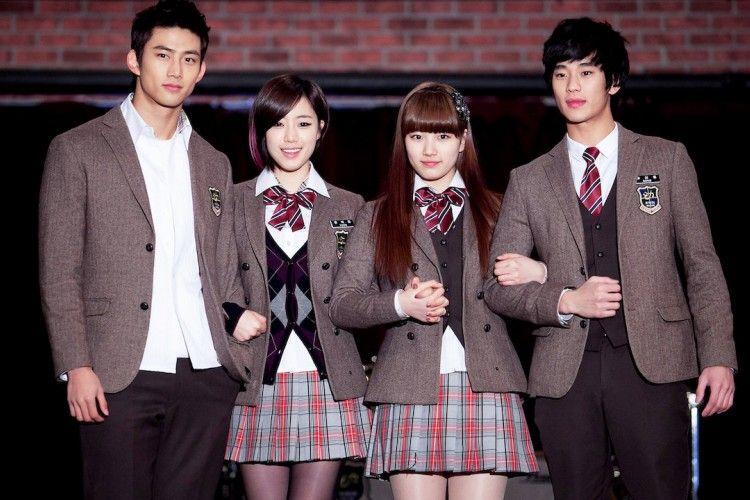 Bikin Kangen Teman-Teman, Ini 10 Drama Korea Bertema Sekolah