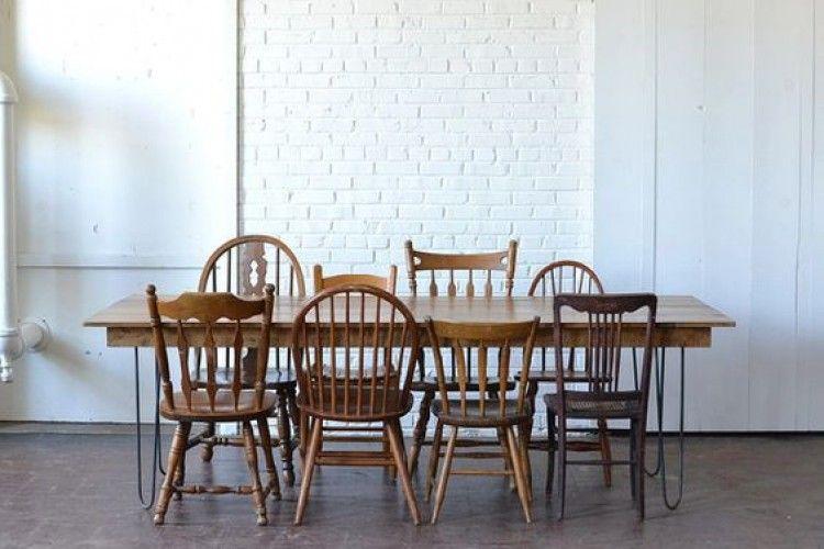 5 Rekomendasi Online Shop Kursi Kayu Minimalis untuk Rumahmu
