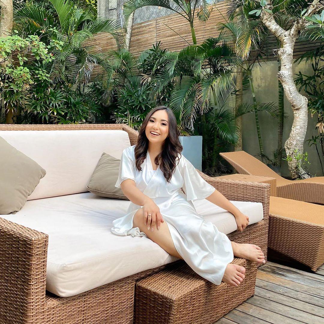 Intip Gaya Felicia Angelica, Kakak Amanda Manopo yang Nggak Kalah Hits