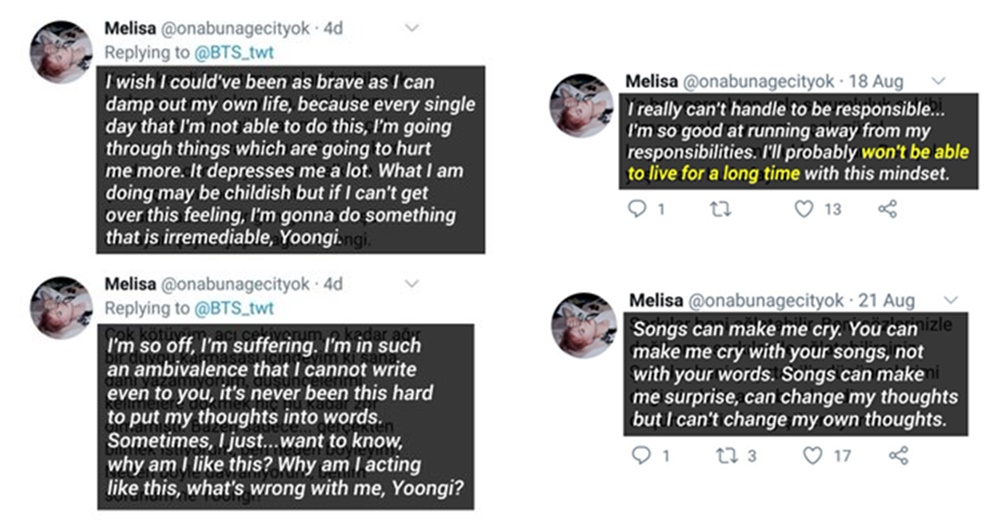 Tulis Pesan Terakhir ke Suga, Seorang Penggemar BTS Mengakhiri Hidup