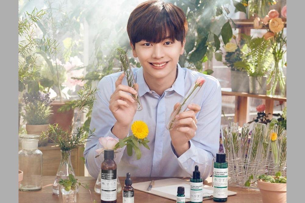 Deretan Idol Kpop Pria yang Menjadi Ambasador untuk Brand Kecantikan