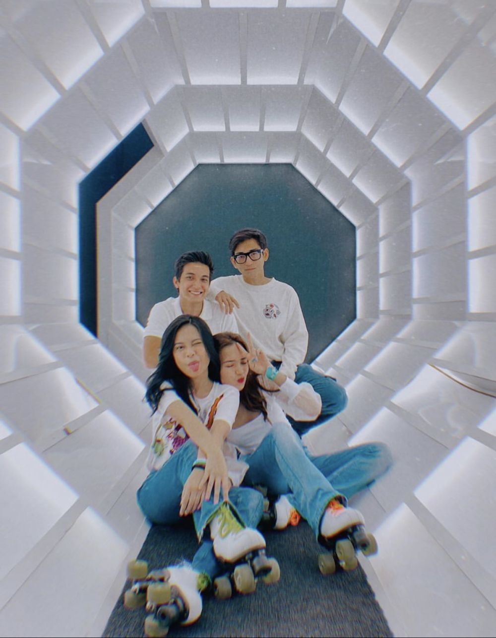 So Sweet! 10 Momen Double Date Beby Tsabina-Bio One & Hanggini-Junior
