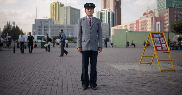 Kontrasnya Perbedaan Korea Utara dan Korea Selatan dari Lensa Kamera