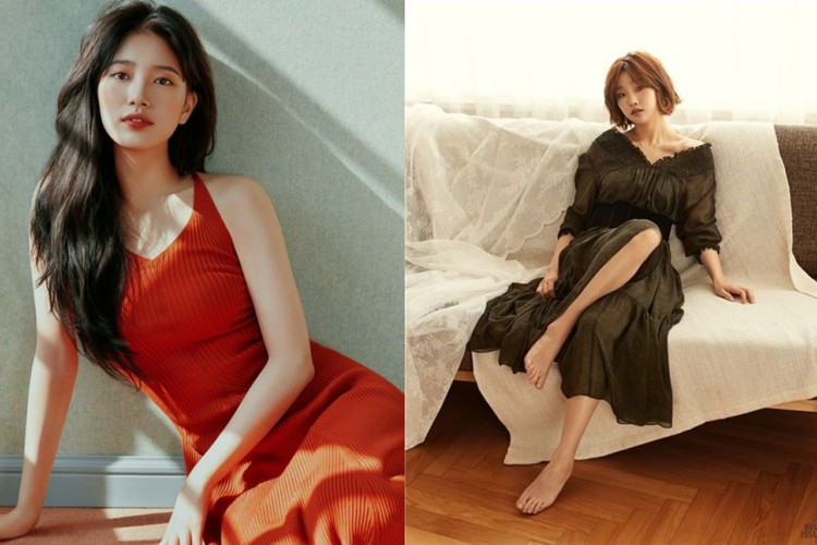 Marvel Produksi Film 'Silk', Suzy dan Park So Dam Debut di Hollywood?