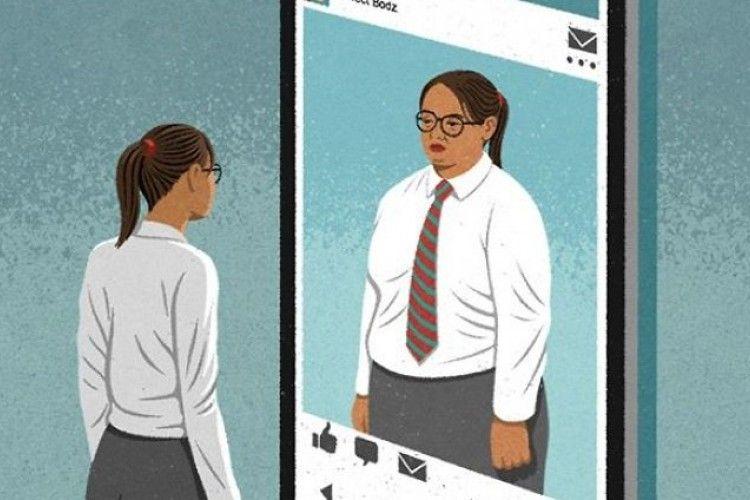 10 Ilustrasi Ini Sindir Kejam dan Bahayanya Media Sosial