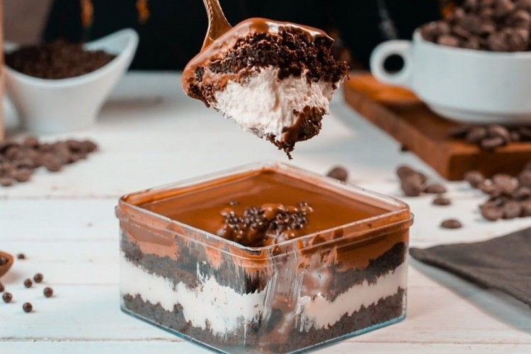 Dessert Box, Sajian Pantas untuk Tamu atau Bingkisan
