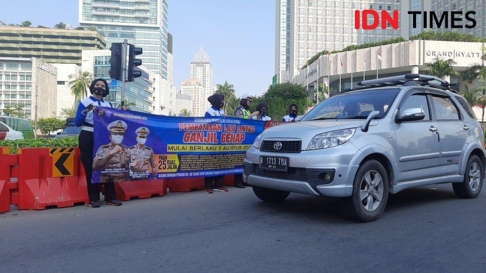 6 Hal Ini Dilarang dan Dibatasi saat PSBB Total di Jakarta, Catat!