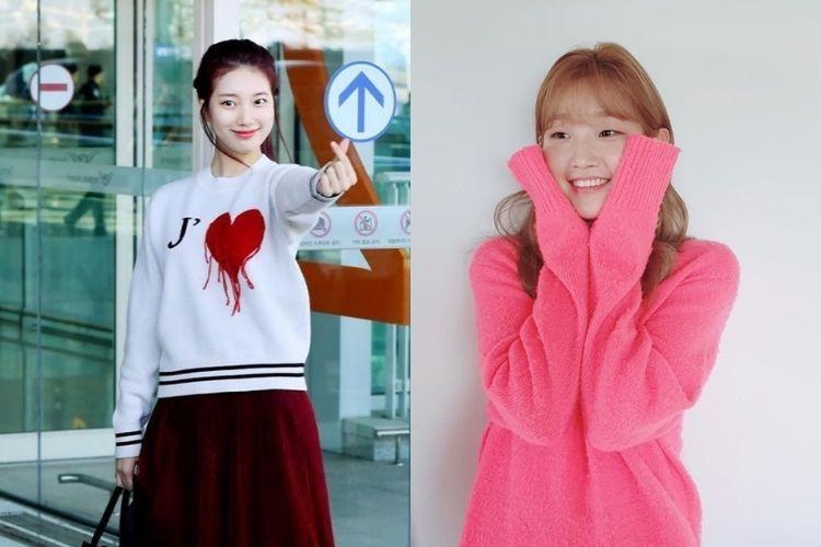 Jadi Kandidat Superhero Marvel, Ini Adu Gaya Bae Suzy dan Park So Dam