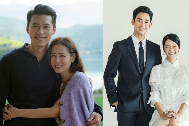 Didukung Penggemar, 6 Pasangan Artis Korea Ini Diharapkan Berjodoh