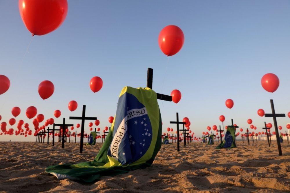 10 Negara dengan Kenaikan Angka Kematian COVID-19 Tertinggi
