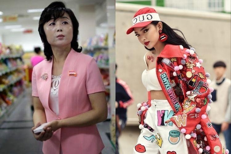 Perbedaan Fashion Korea Utara & Korea Selatan, Bagai Langit & Bumi