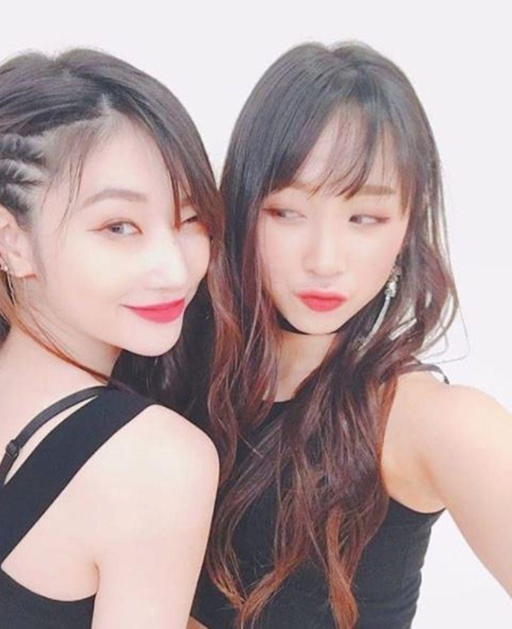 Makin Lokal, 7 Momen Persahabatan Dita Karang-Jinny Secret Number